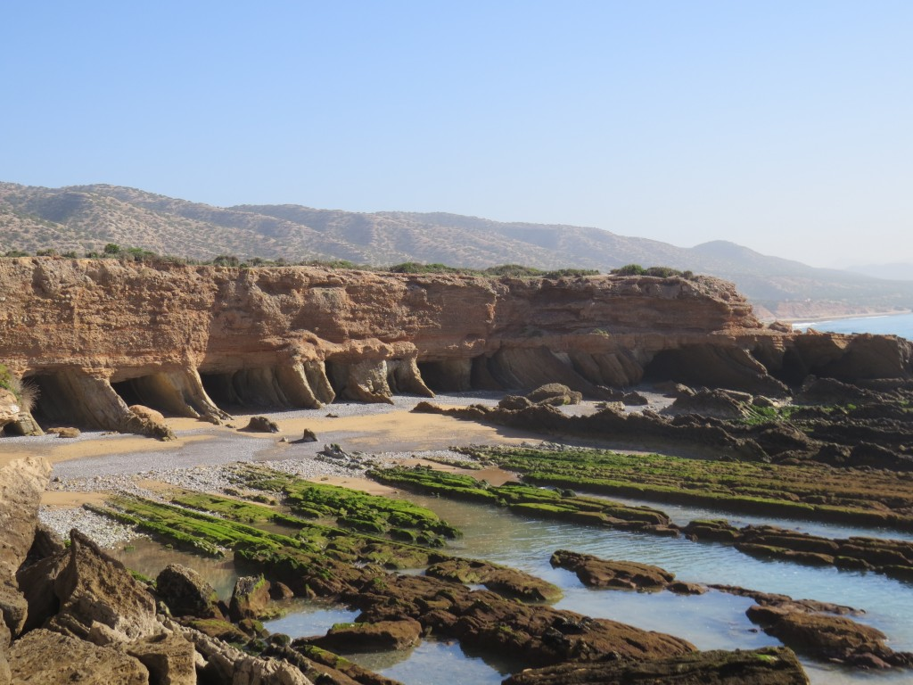 Maroko, Secret Beach, Agadir, Martyna Skura