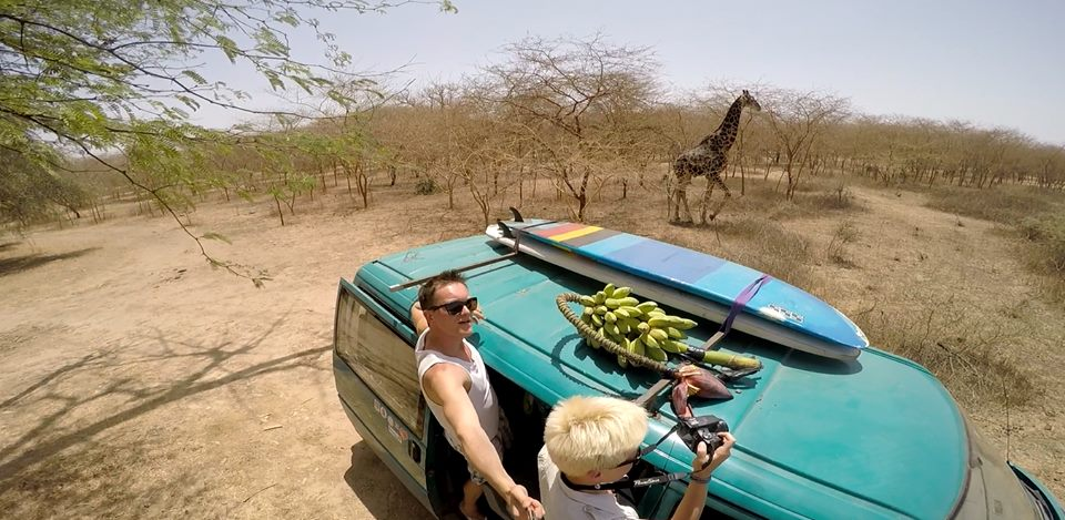 African Road Trip, HollyCow, Martyna Skura, lifein20kg