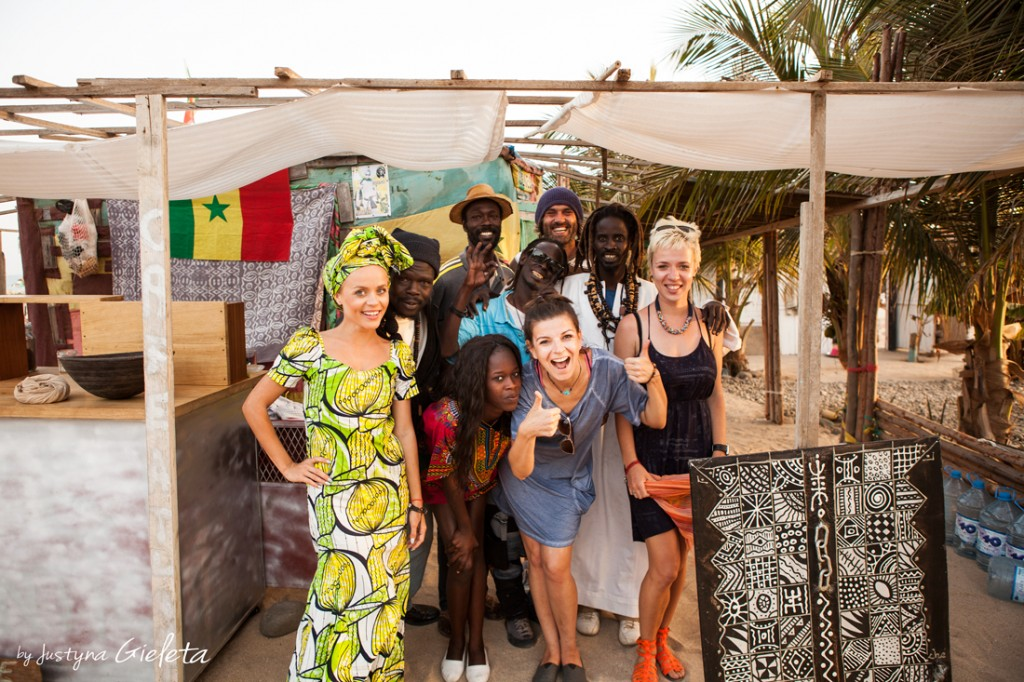 Holly Cow team, African Road Trip, Maroko, Senegal, Martyna Skura, lifein20kg