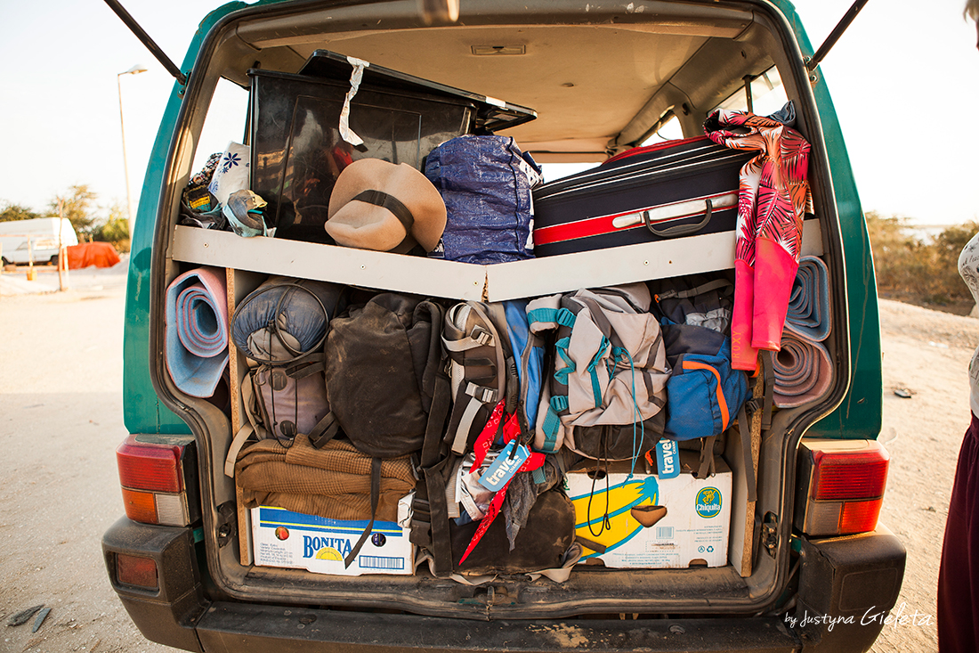 Martyna Skura, lifein20kg. African Road Trip, HollyCow