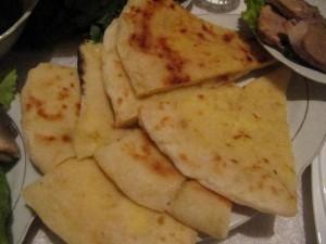 chaczapuri Gruzja kuchnia jedzenie