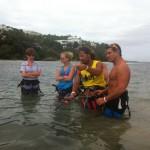 kitesurfing – moja nowa pasja