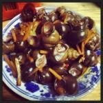 Lokalny przysmak – ślimaki