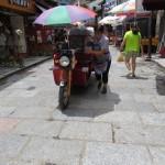 Kobieta pracująca w Chinach