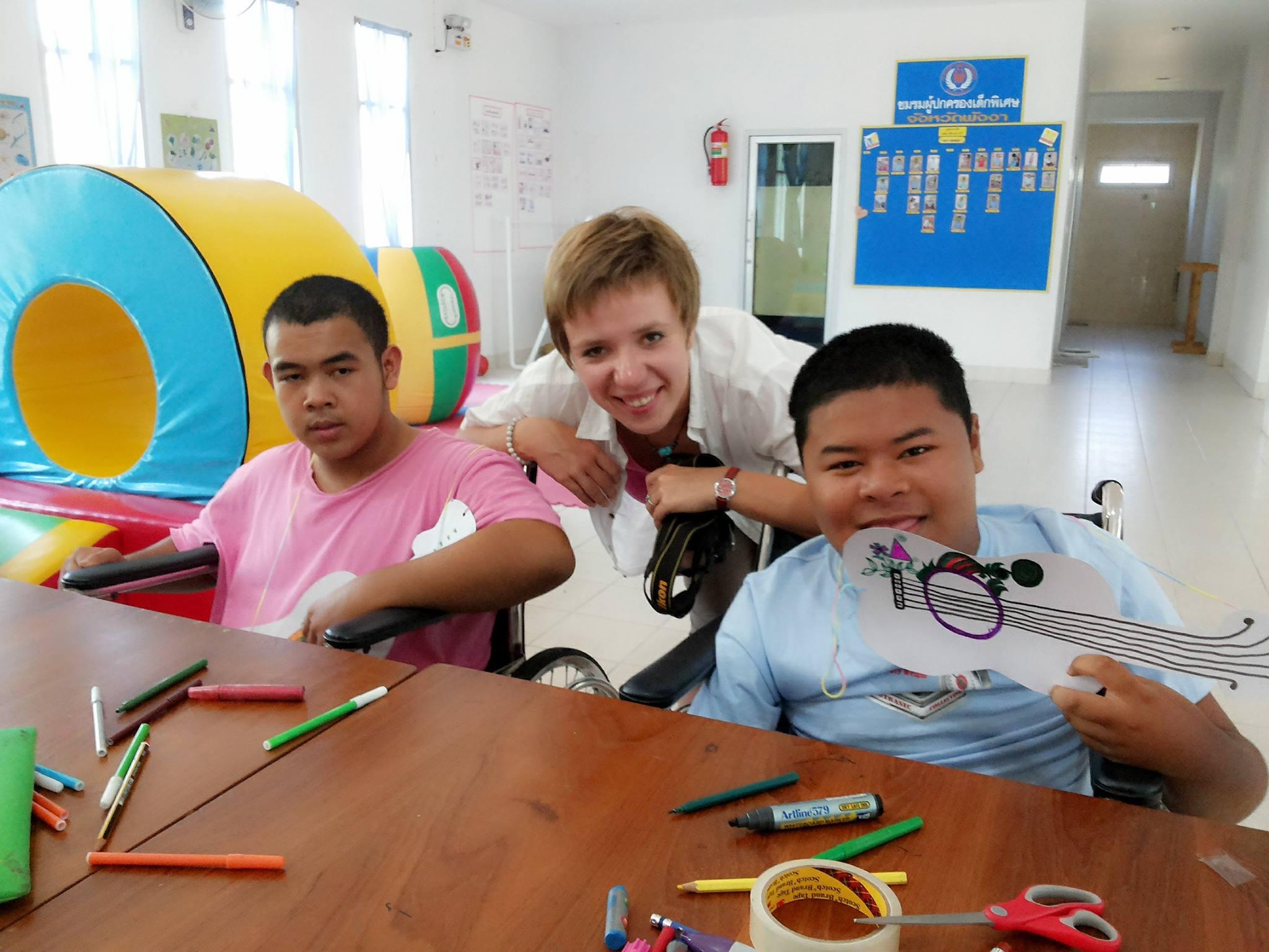 Camallian Center Takuapa, Tajlandia, Martyna Skura, lifein20kg