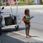 Śmigus Dyngus po tajsku, czyli Songkran