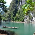 Pokonać swoje lęki w Tajlandii, czyli wyprawa do Parku Khao Sok.