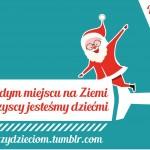 Świętym Mikołajem być?!