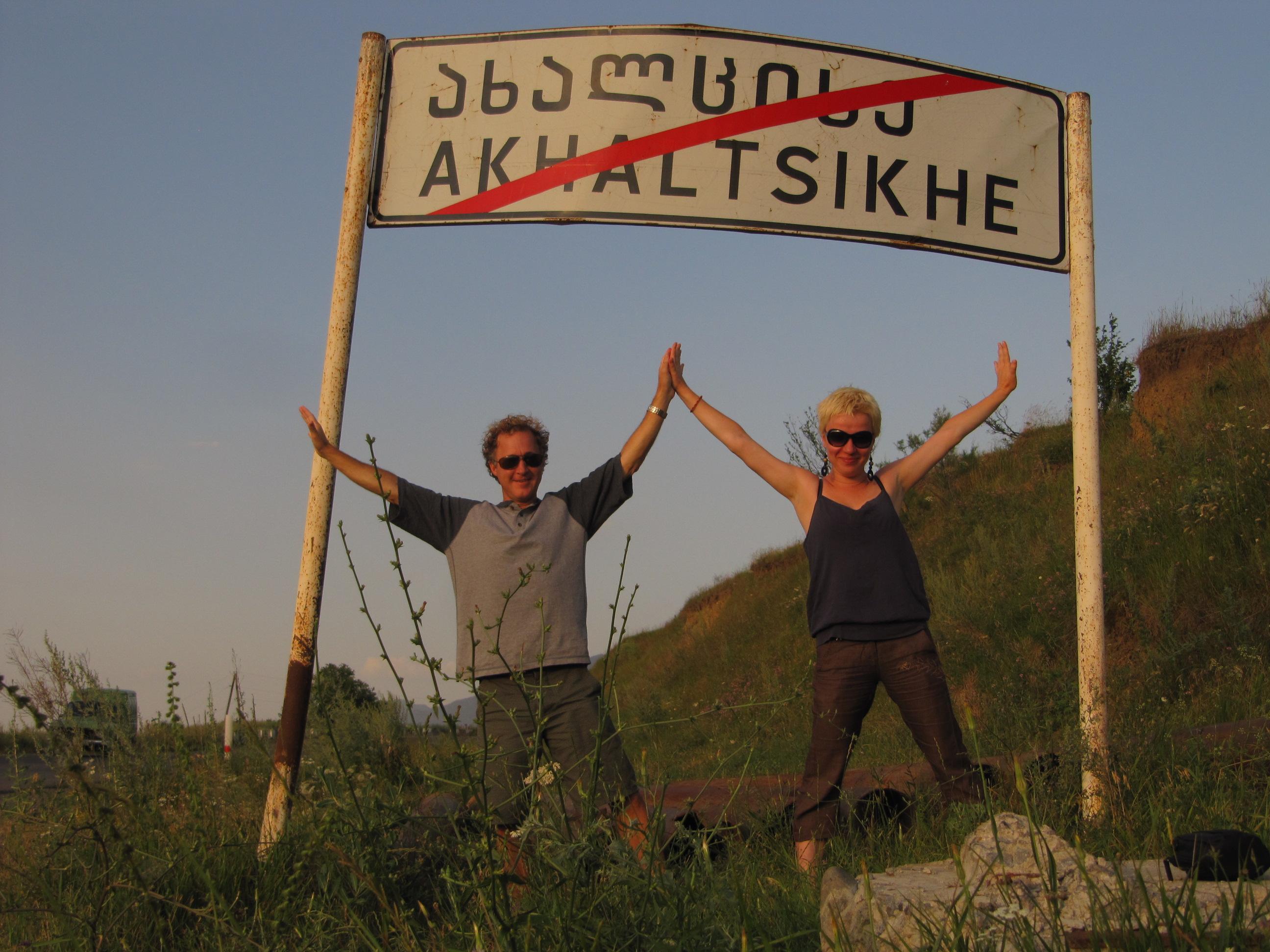 Akhaltsikhe, Gruzja, Kaukaz