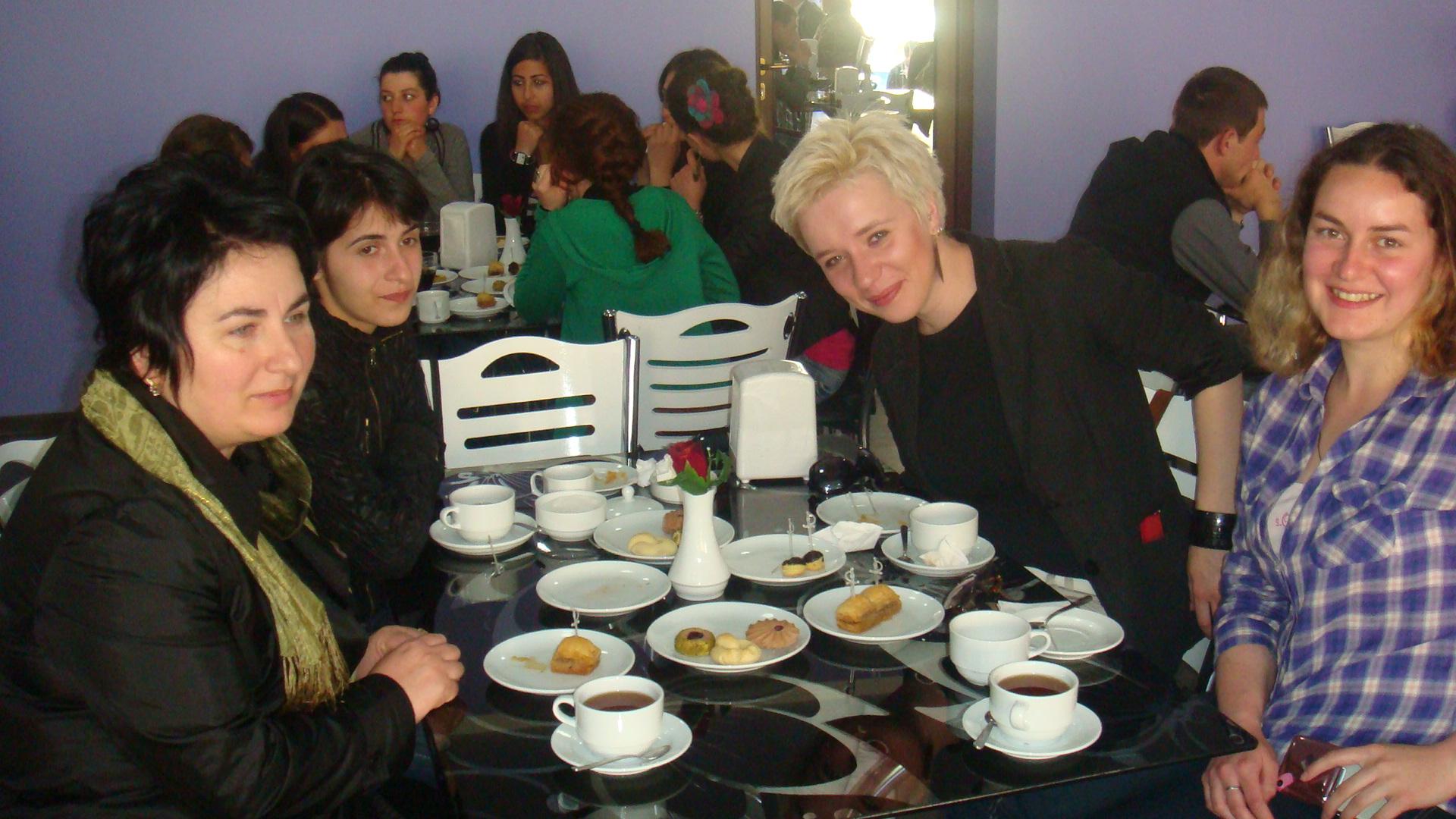 Gruzja, obcokrajowcy w Gruzji, wolontariat w Gruzji, Martyna Skura, blog podróżniczy