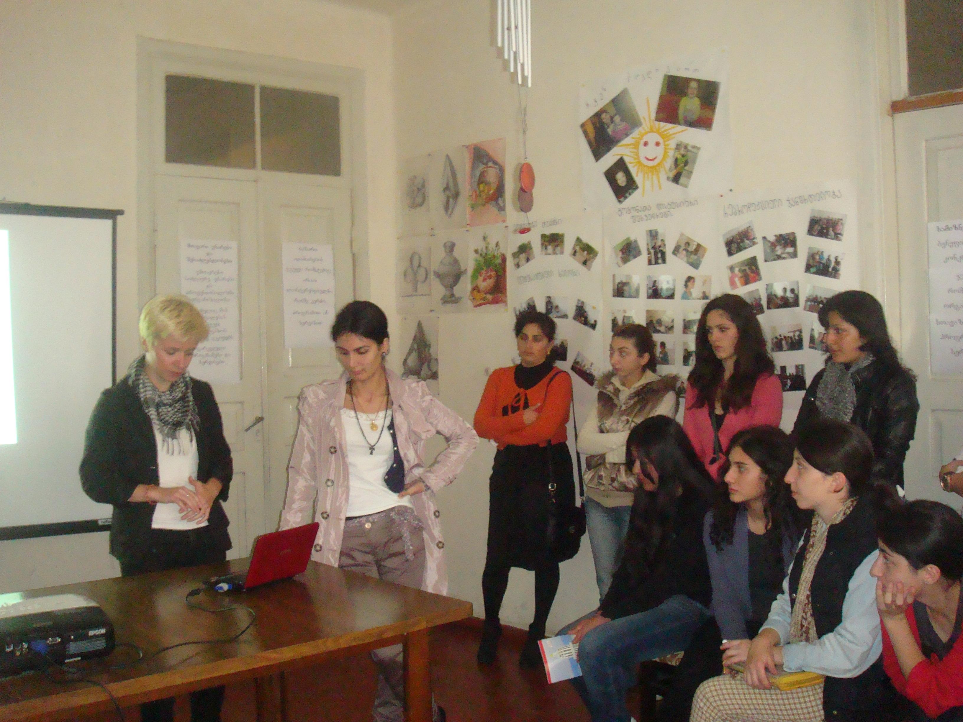 Gruzja, EVS w Gruzji, wolontariat w Gruzji, Martyna Skura, blog podróżniczy