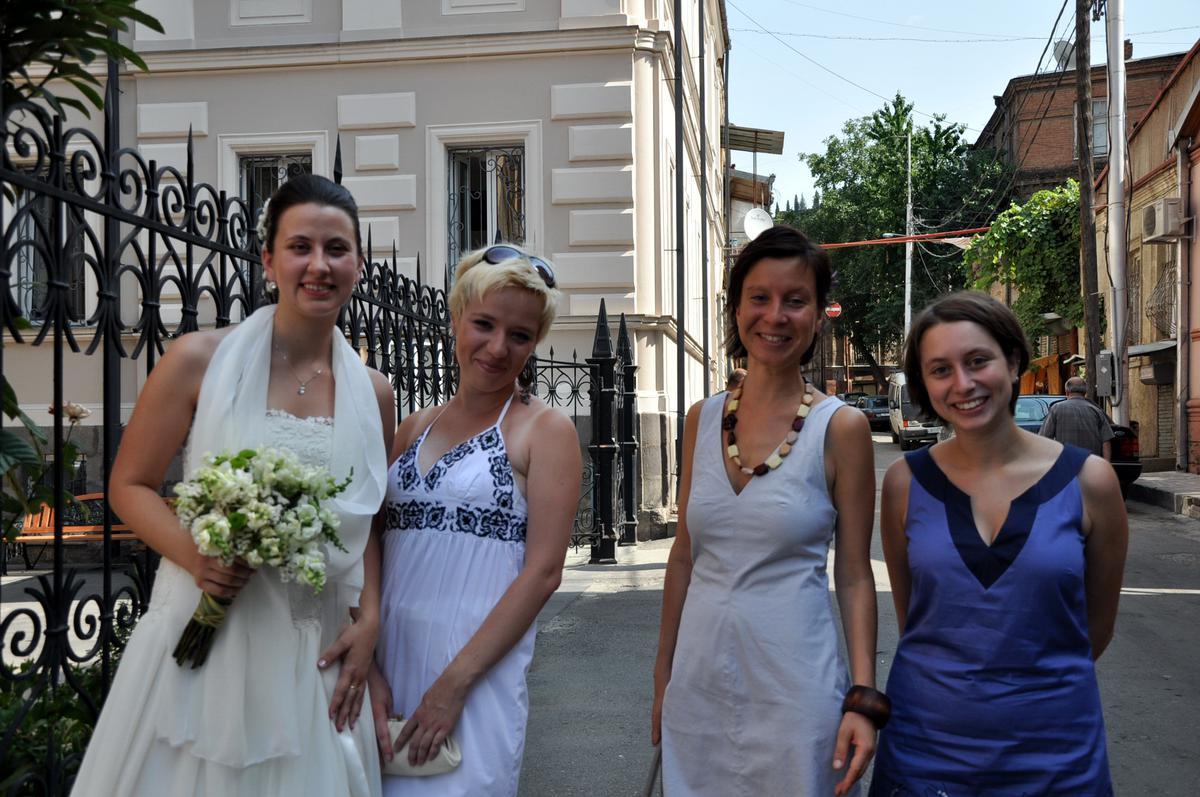 Gruzja, ślub w Gruzji, mieszkać w Gruzji, Martyna Skura, blog podróżniczy