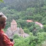 Być kobieta z innego kraju w Gruzji