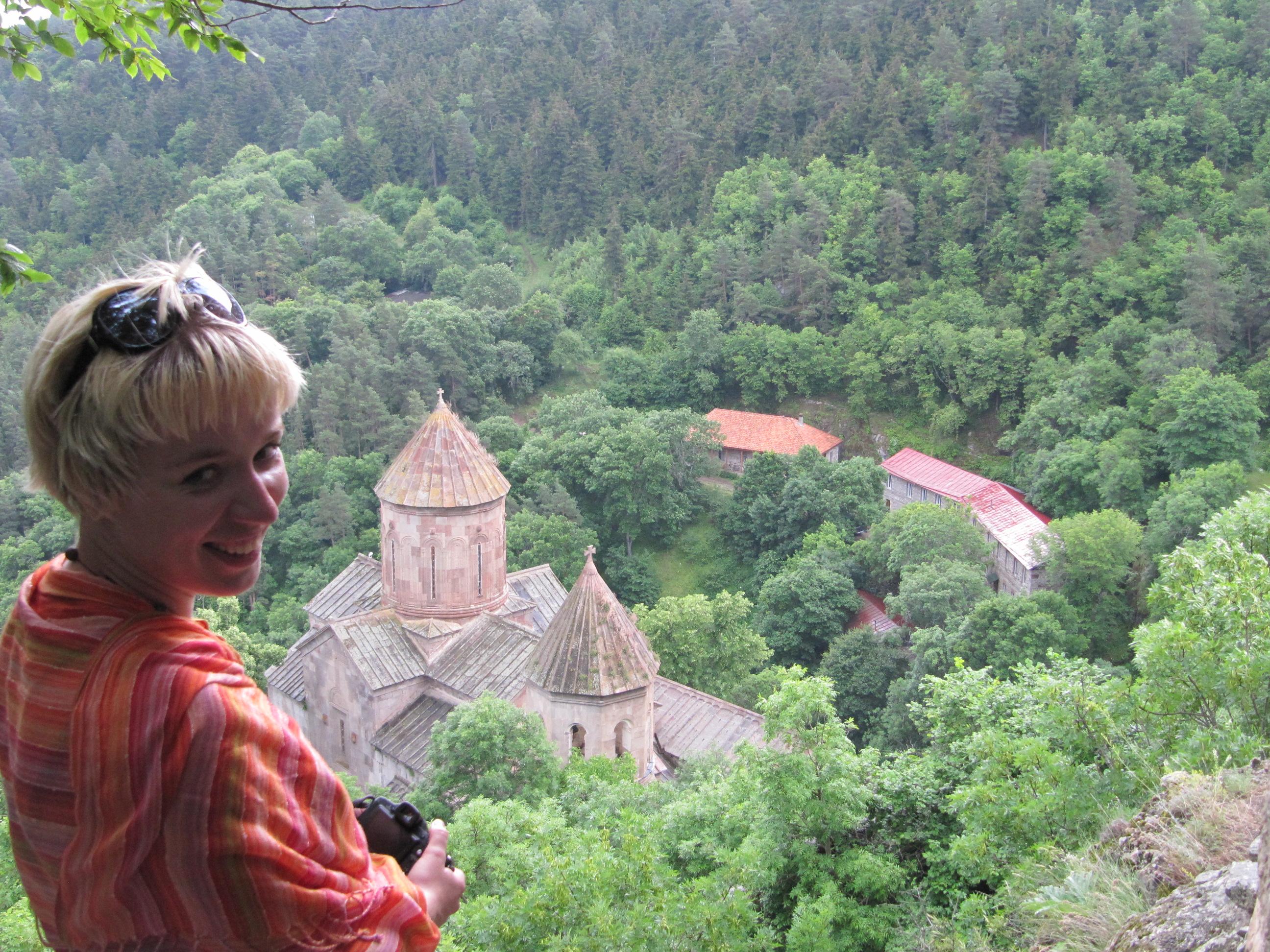 Gruzja, kobiety w Gruzji, Martyna Skura, blog podróżniczy