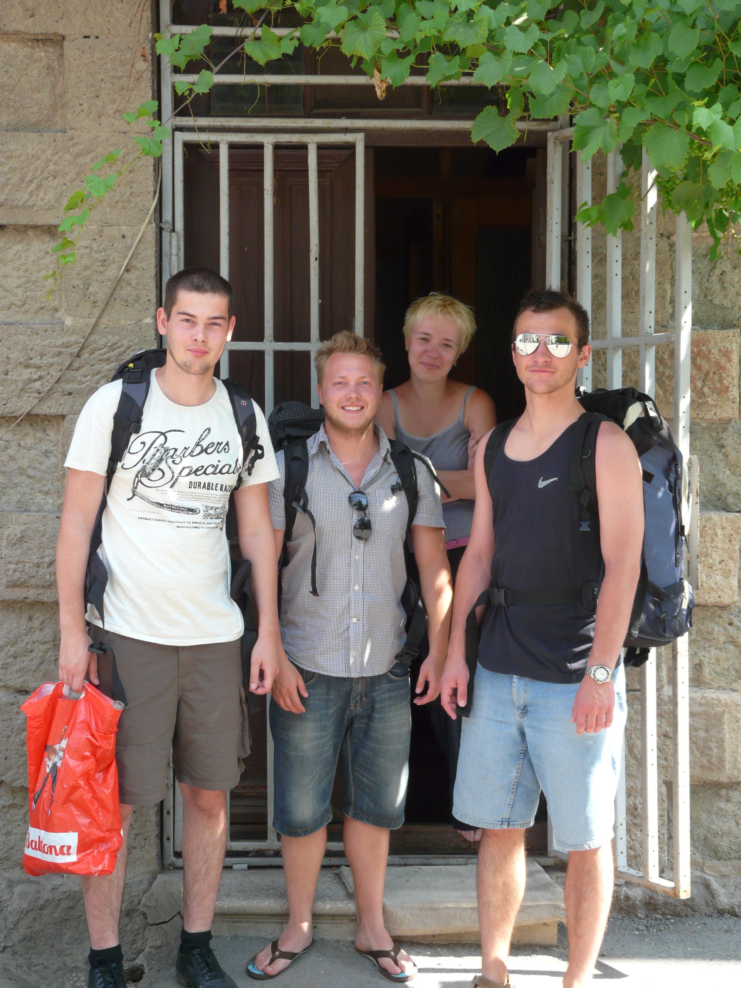 obcokrajowcy w Gruzji, Gruzja, wolontariat w Gruzji,
