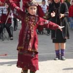 Zajęcia z narodowego gruzińskiego tańca