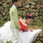 Biała żałoba i czerwony ślub