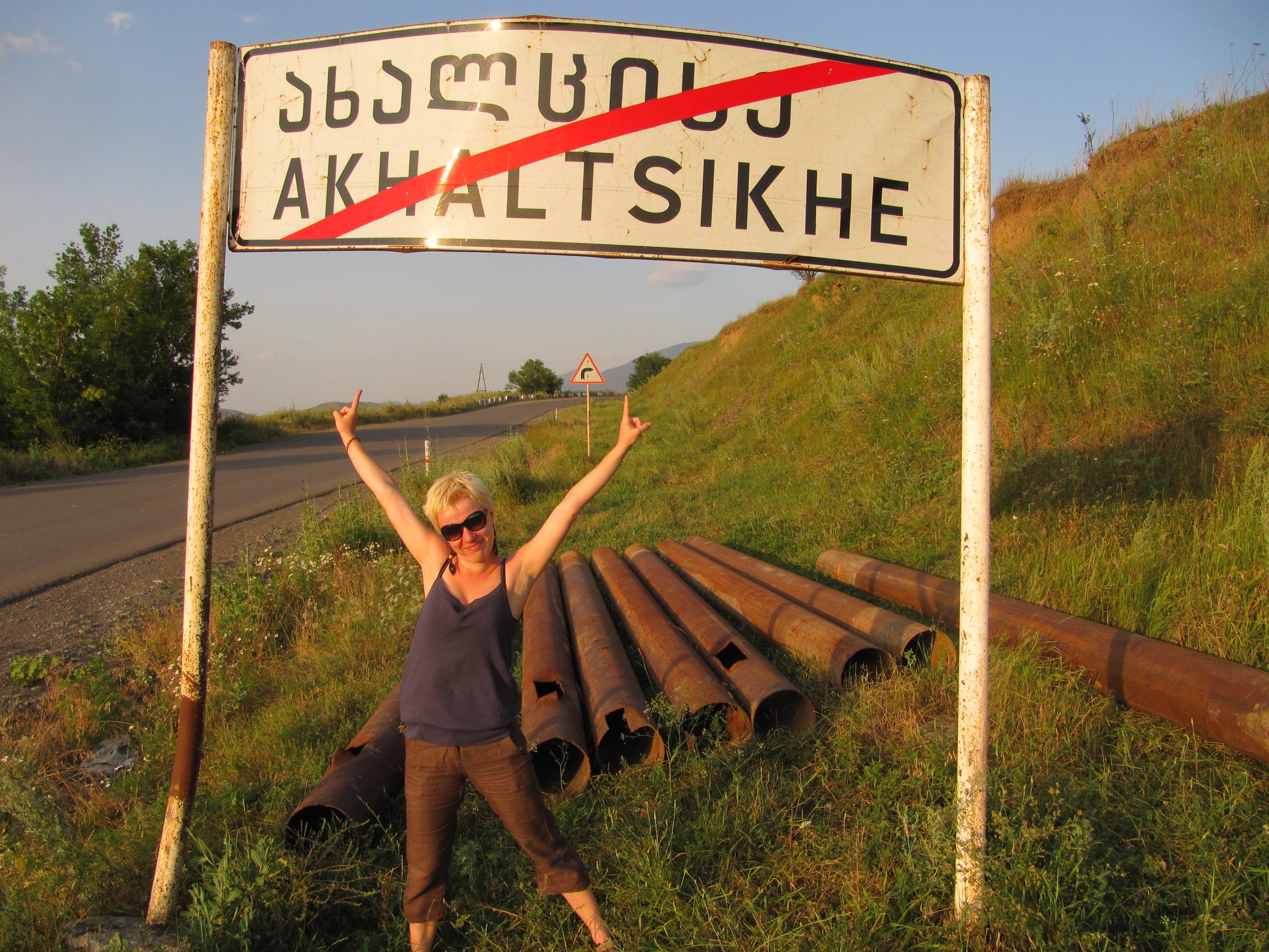 Wolontariat Europejski, EVS, wolontariat w Gruzji, Martyna Skura, blog podróżniczy