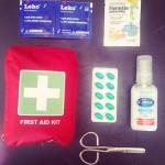 Jak nie zginąć podczas wyjazdy, czyli przygotowanie apteczki pierwszej pomocy.