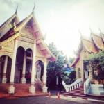 Savoir vivre w tajskiej świątyni, czyli jak nie wyjść na bezmyślnego turystę