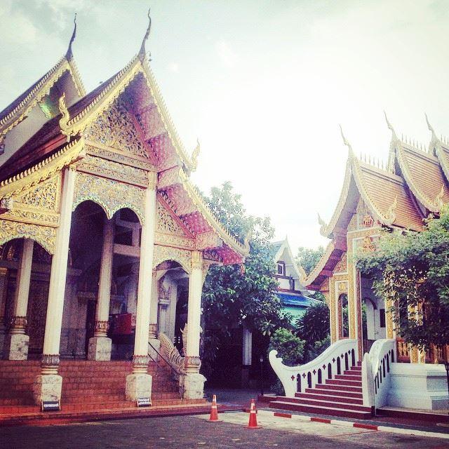 Tajlandia, buddyzm, świątynia, Chiang Mai