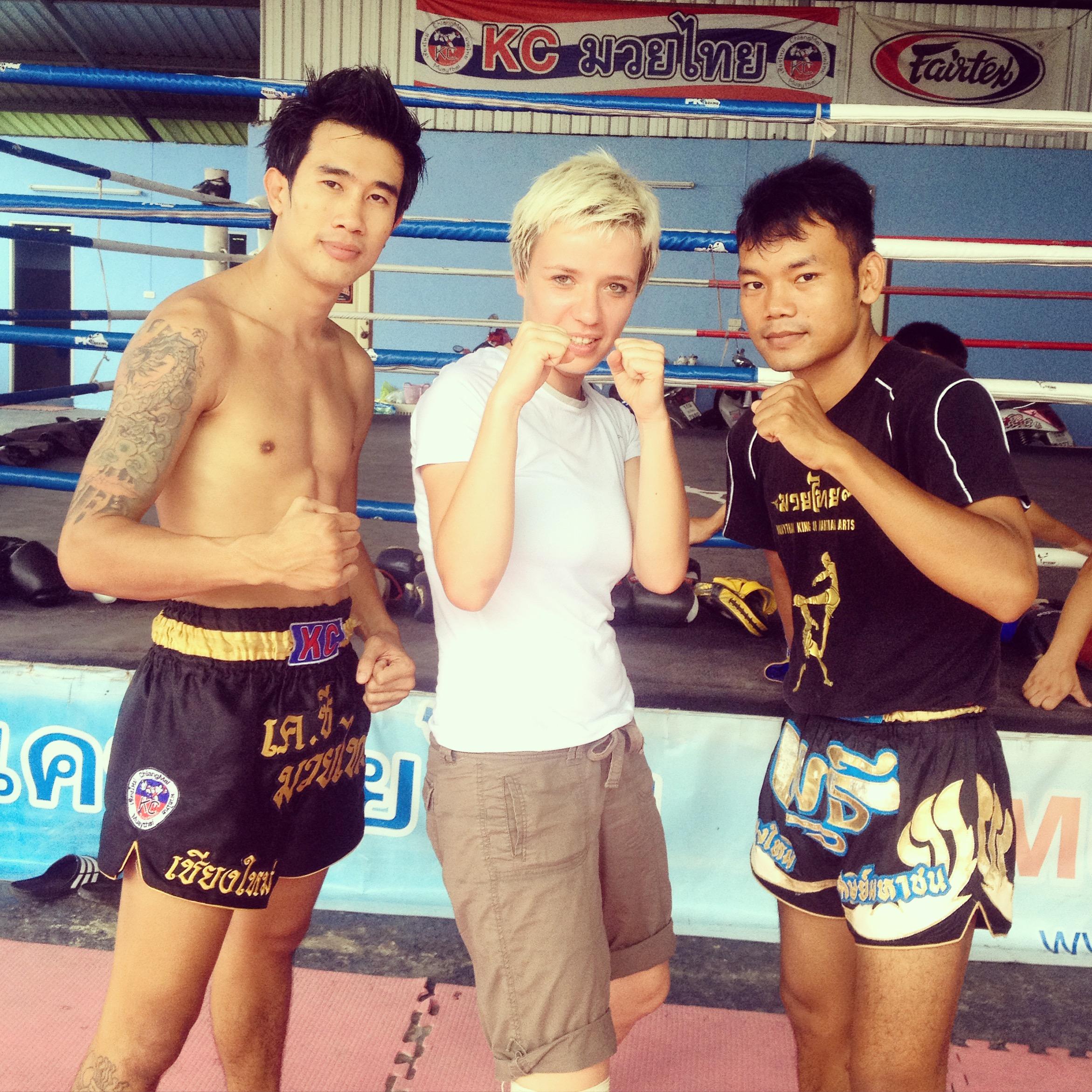 Muay Thai, co robić w Chiang Mai, co zoabczyć w Chiang Mai, tajski boks, gdzie trenować tajski boks